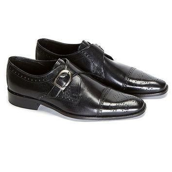 tugant single strap monk shoes  number 1