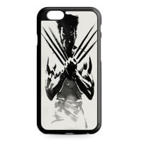 The Wolverine Sketch On Paper Art iPhone 6 case