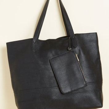 Everyday Allure Bag in Black | Mod Retro Vintage Bags | ModCloth.com