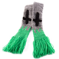 Tombstone Scarf
