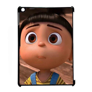 cute agnes despicabel me for iPad Air CASE *07*