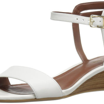 Cole Haan Women's Elsie Slip on Ii Wedge Sandal Optic White 8 B(M) US '
