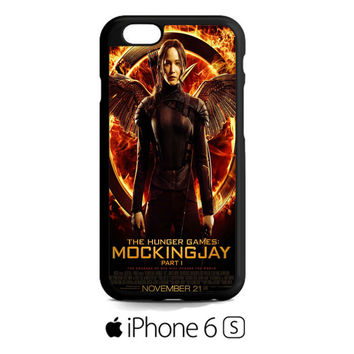 The Hunger Games Mockingjay cover iPhone 6S  Case
