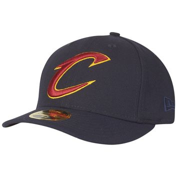 New Era 59Fifty LOW PROFILE Cap - NBA Cleveland Cavaliers