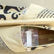 Damask Print Custom TOMS Cream and Black Love is by FruitfulFeet