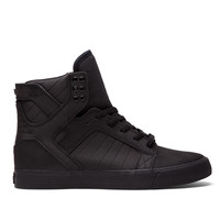 SUPRA Footwear™ | Official Site | SKYTOP | BLACK - BLACK