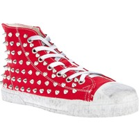 Gienchi Spiked Hi-Top Sneaker