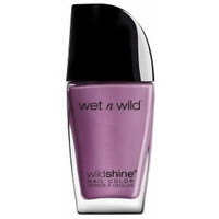 Wet N Wild, Wild Shine Nail Color, Who Is Ultra Violet