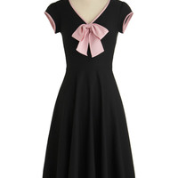 All That and Demure Dress in Midnight