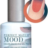 LeChat Perfect Match Mood Gel - Deep Sea 0.5 oz - #MPMG25