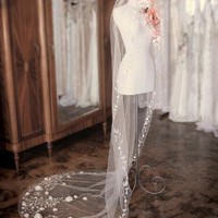 SPRING IN BLOOM | Claire Pettibone - Couture Bridal