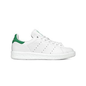 adidas Stan Smith Boost White/Green BB0008