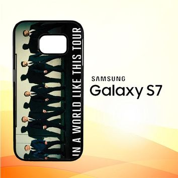 Backstreet Boys BSB Z0125 Samsung Galaxy S7 Case