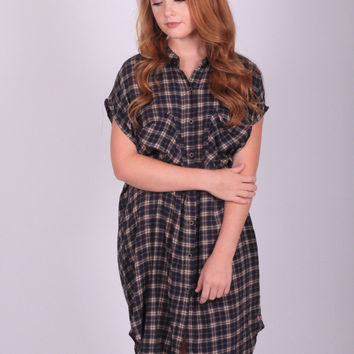 Must Have Plaid Dress
