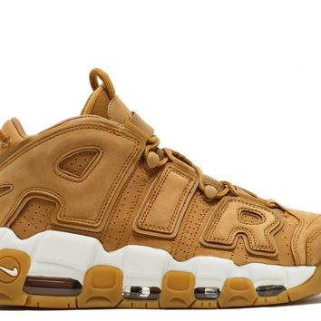 auguau Nike Air More Uptempo Flax