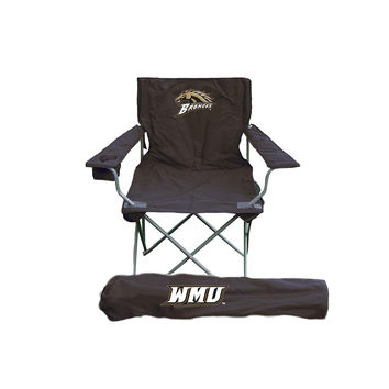 Western Michigan Broncos NCAA Ultimate Adult Tailgate Chair