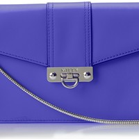 MILLY Bryant Mini Bag Cross-Body Bag,Blue,One Size