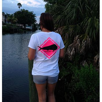 Mahi Crossing Series Ladies Short Sleeve Tee