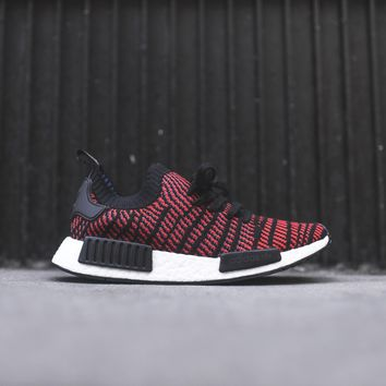 adidas Originals NMD_R1 STLT - Black / Red / White