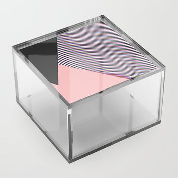 Out Of Focus Acrylic Box by duckyb