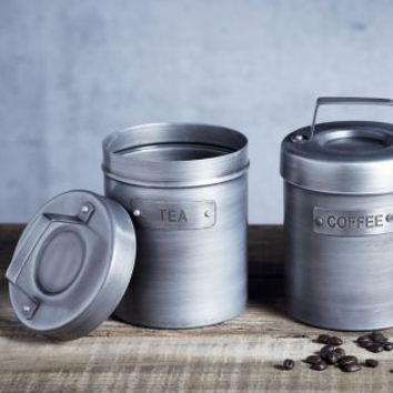 Buy Kitchencraft Tea, Coffee And Sugar Storage Tins from Next Germany