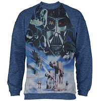 Star Wars - Vintage Hoth Sublimation Crewneck Sweatshirt