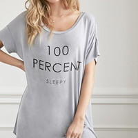 100 Percent Sleepy Nightdress