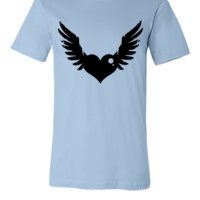 Winged Heart - Unisex T-shirt