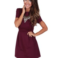 Strawberry Wine Dress | Monday Dress Boutique