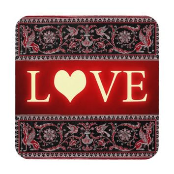 Love Drink Coaster