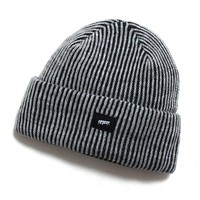 Fluoro Beanie Heather Grey