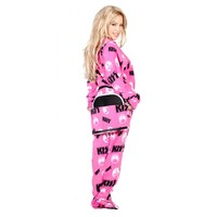 KISS Christine Drop Seat Adult Onesuits | World's Best Pajama's