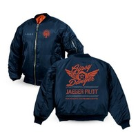 Pacific Rim Gipsy Danger Bomber Jacket