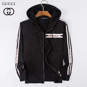 Boys & Men GUCCI Casual Cardigan Jacket Coat Hoodie