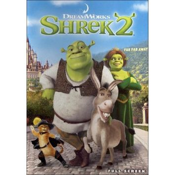 Shrek 2 (DVD) (Eng/Fre/Spa) 2004