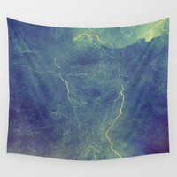 storm Wall Tapestry by Munich