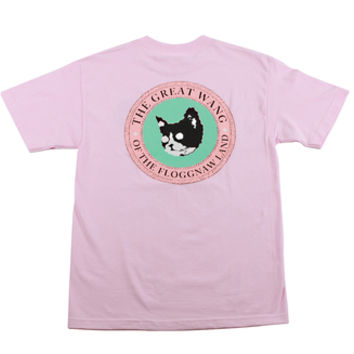 GREAT WANG TEE PINK