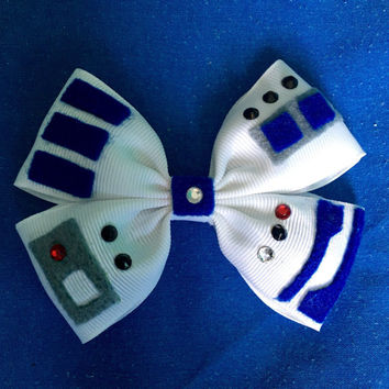 R2D2 Star Wars Bow