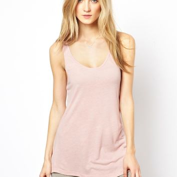 Ganni Basic Tank Top