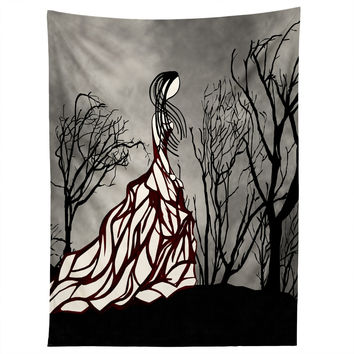 Amy Smith Lost In The Woods Tapestry