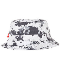 The XTC Bucket Hat in Black & White