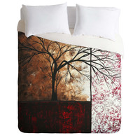 Madart Inc. Melodrama Duvet Cover