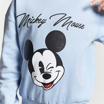 Girls Mickey Sweatshirt (Kids)