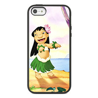 Lilo and Stich Dancing iPhone 5 Case