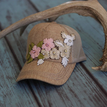 Perfectly Mocha Trucker Hat - Olive & Pique