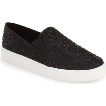 Vince Camuto 'Imagine Serena' Crystal Embellished Slip-On Sneaker (Women) | Nordstrom