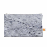 """Chelsea Victoria """"Marble"""" Blue Black Everything Bag"""