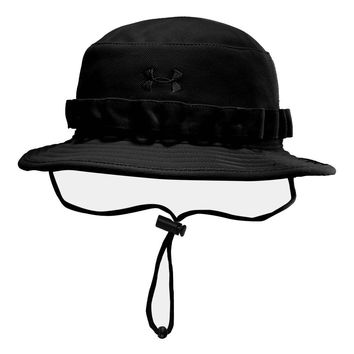 Under Armour Tactical Bucket Hat, Black, One Size Fits All