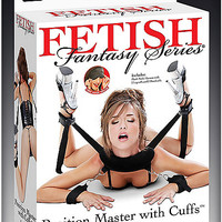 Fetish Fantasy Series Position Master With Cuffs - Spencer's