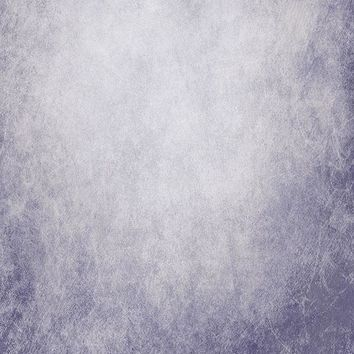 Printed Textured Grunge Distressed Wall Purple Backdrop - 6952